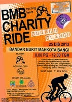 BMB Charity Ride 2013 - 25 December 2013