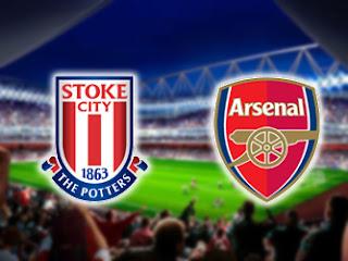 ผลฟุตบอลพรีเมียร์ลีกอังกฤษ 26 ส.ค. 55 | สโต๊ค ซิตี 0 - 0 อาร์เซนอล