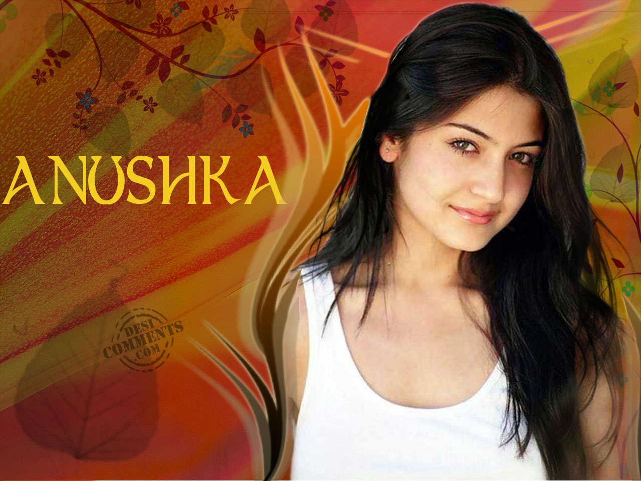 Anushka Sharma Wallpaper Traffic Club