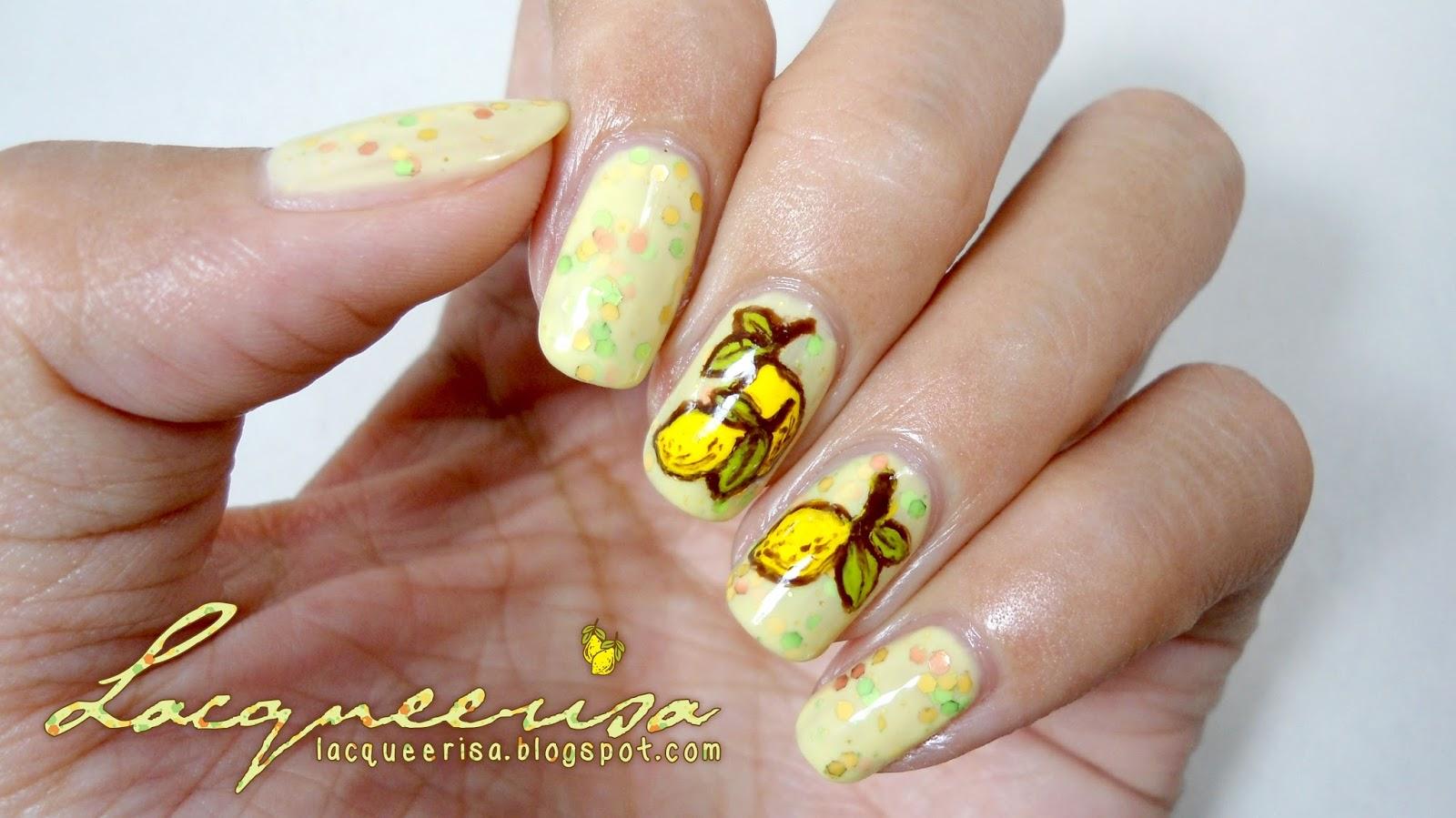 Lacqueerisa: Lemony Love!
