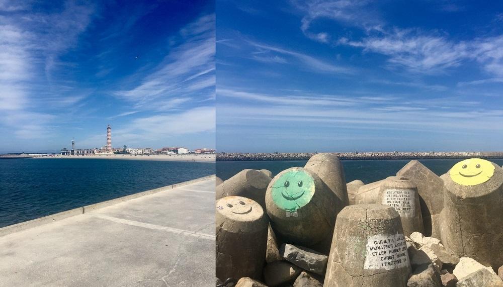 peexo fashion blogger holiday in portugal praia da barra