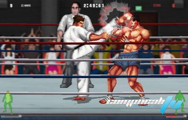 Karate Master 2 Knock Down Blow PC Full Español