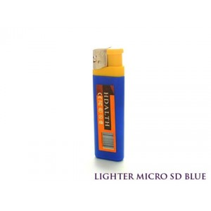 kamera pengintai lighter biru