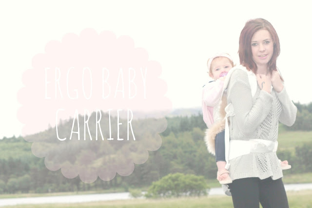 ergo baby carrier winter