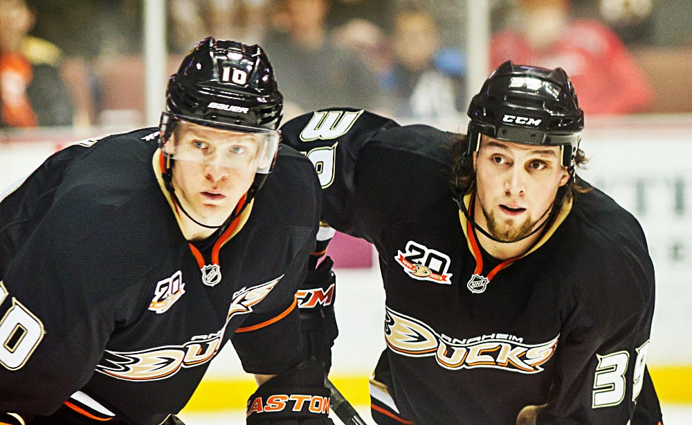 Why the Anaheim Ducks Should Take Matt Beleskey off the Top Line in 2014