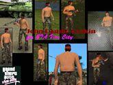 John Rambo Skin Gta