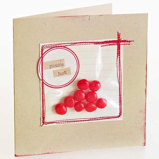 koperty walentynkowe inspiracje DIY nietypowe kartki walentynkowe