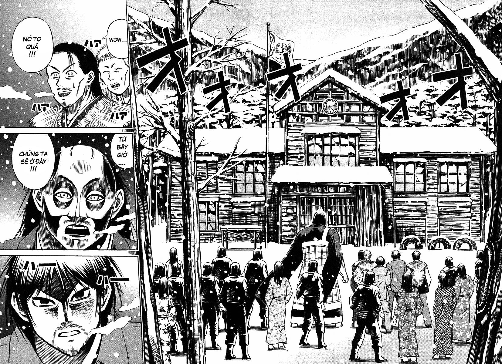 Higanjima chap 100 page 20 - IZTruyenTranh.com