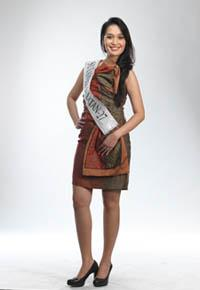 MISS INDONESIA 2011 CONTESTANT - Gadis Chairunnisa