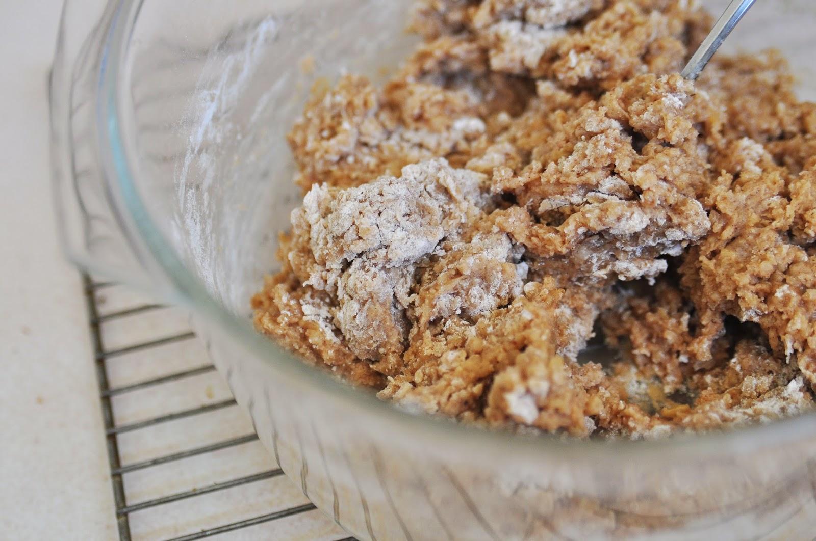 Oatmeal Cake Step 2