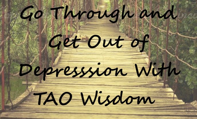 <b>Depression and Tao Wisdom - An Article by Stephen Lau</b>