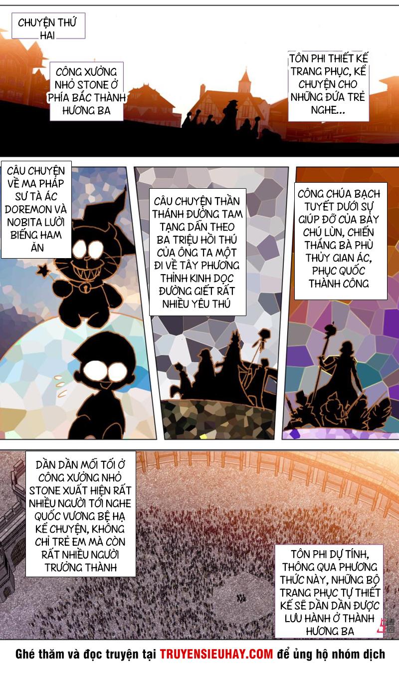 Quốc Vương Vạn Tuế chap 108 - Trang 12