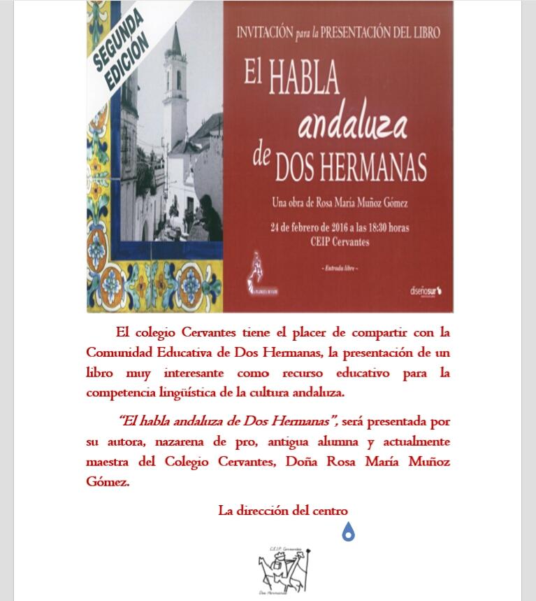 EL HABLA ANDALUZA EN DOS HERMANAS