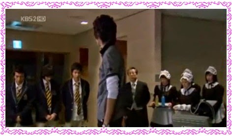 Lee Min-Ho Gu Jun-Pyo Boys over Flowers