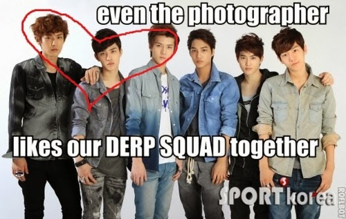 Exo derp squad