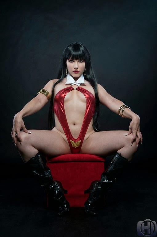 Vampirella 21