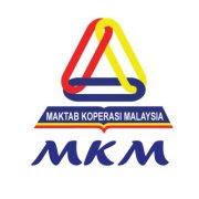 Kerja Jawatan Kosong Maktab Koperasi Malaysia (MKM) logo