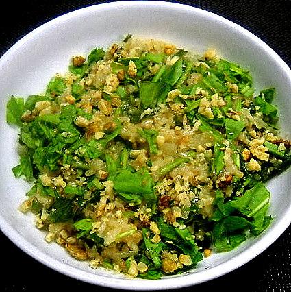 El arte de amasar clases de cocina personalizadas risotto - Risotto arroz integral ...