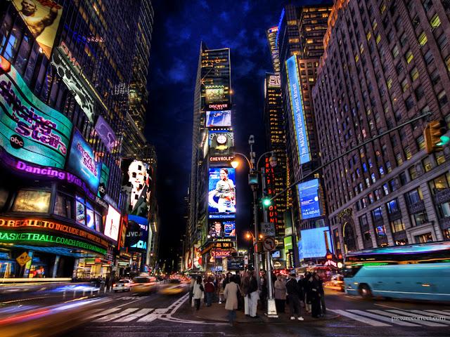 Times square nueva york eeuu