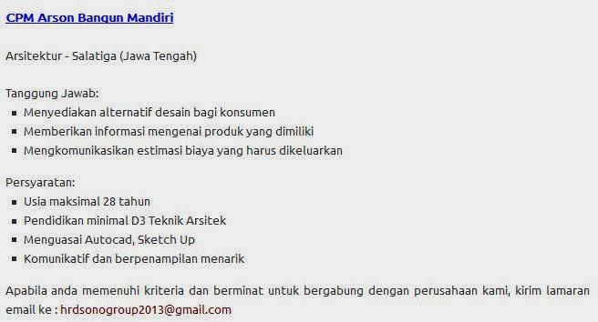 bursa-loker-terbaru-maret-2014-salatiga