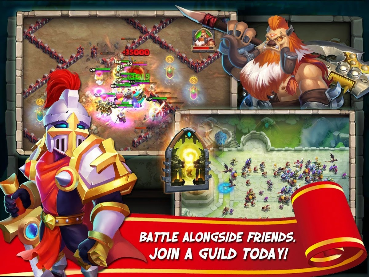 castle clash 1 2 6 mod apk unlimited everything games arena