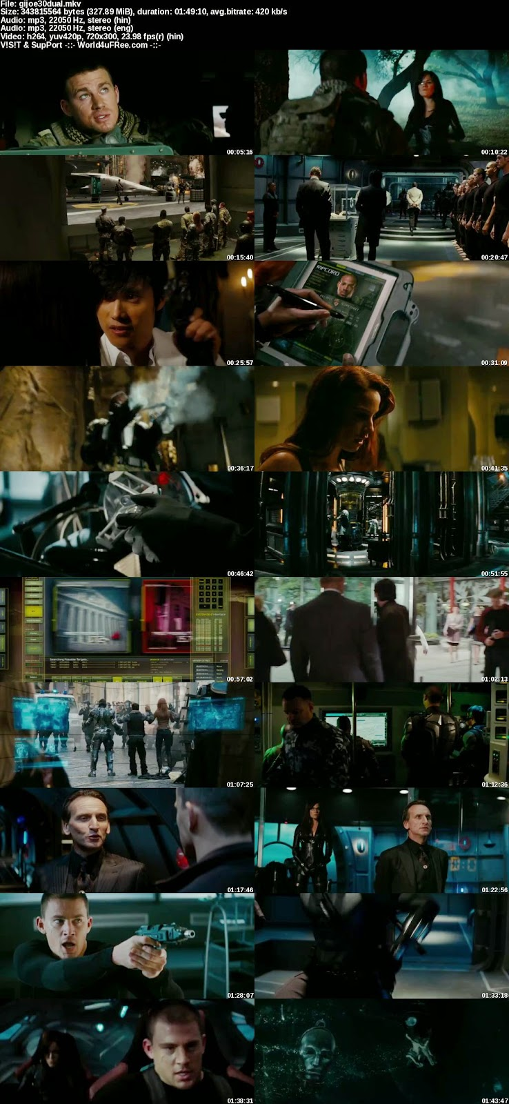 G.I.Joe The Rise of Cobra 2009 Dual Audio BRRip 480p 350MB classified-ads.expert hollywood movie G.I.Joe The Rise of Cobra 2009 hindi dubbed dual audio 480p brrip bluray compressed small size 300mb free download or watch online at classified-ads.expert