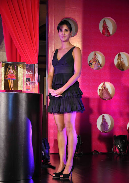 Katrina Kaif Unveils New Barbie Doll Photos