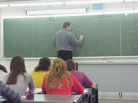 Que significa soñar con profesor