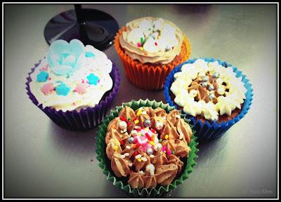 Cours Cupcakes Synie's Paris