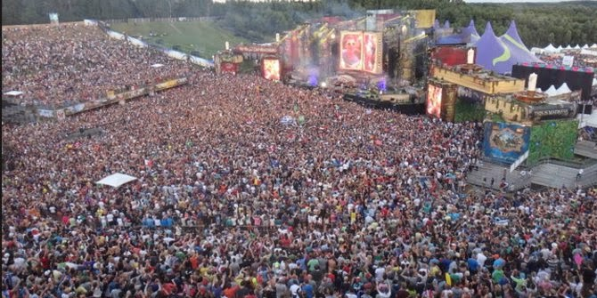 10 Festival Dugem Paling Besar Di Dunia