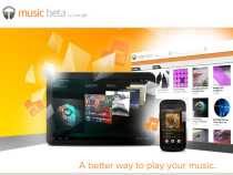 Google lanzó Google Music