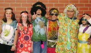 Hoe komt Blind Melon aan de bandnaam - Hippies