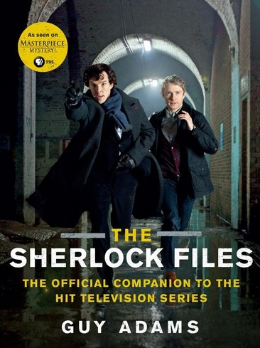 SHERLOCK to be entered in a drawing for 5 copies of The Sherlock FILES