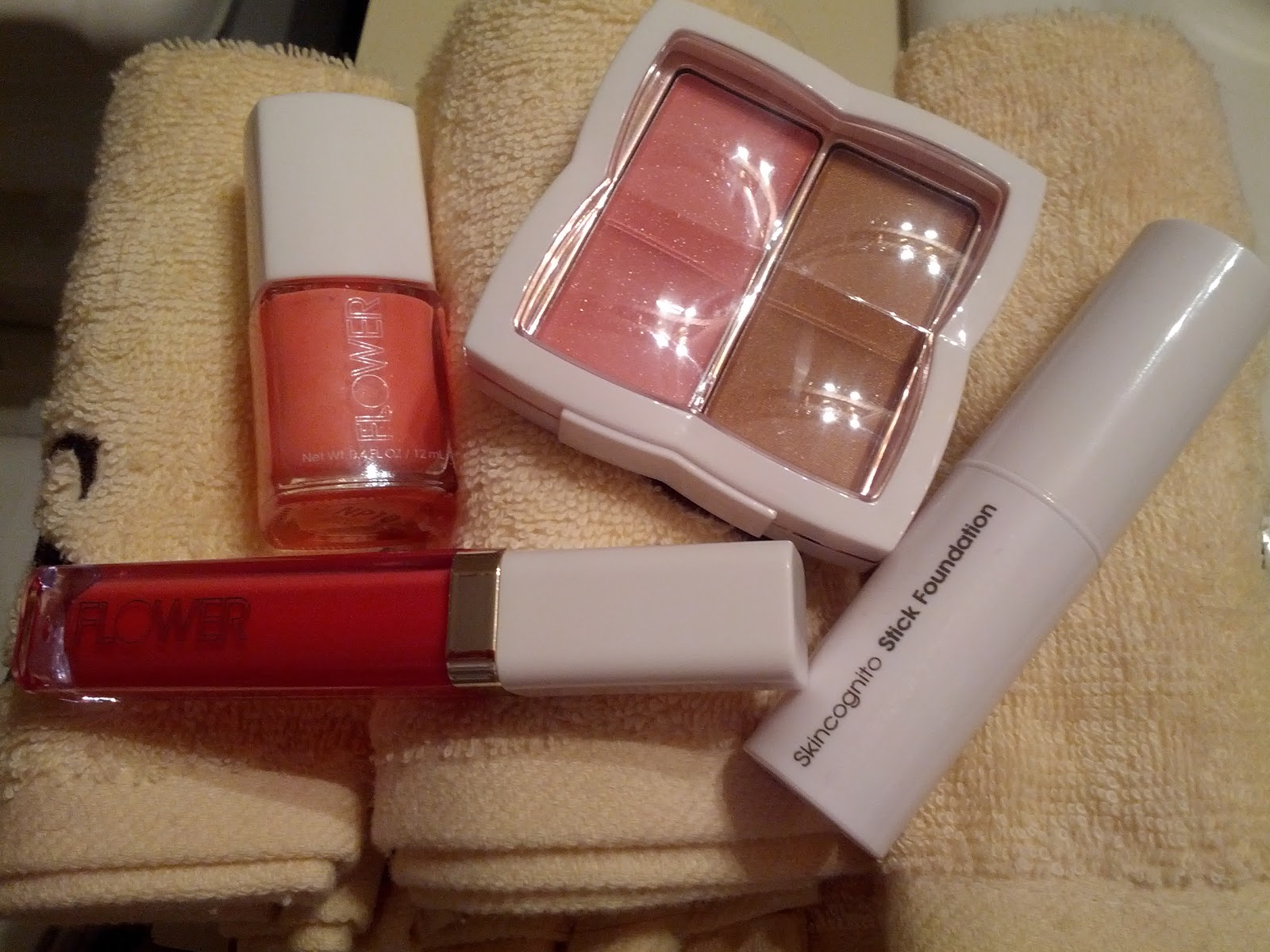 Adorable napalm bohemian rhapsody flower beauty haul and review for a week or so now ive been hearing about drew barrymores new line of walmart exclusive cruelty free cosmetics flower beauty izmirmasajfo