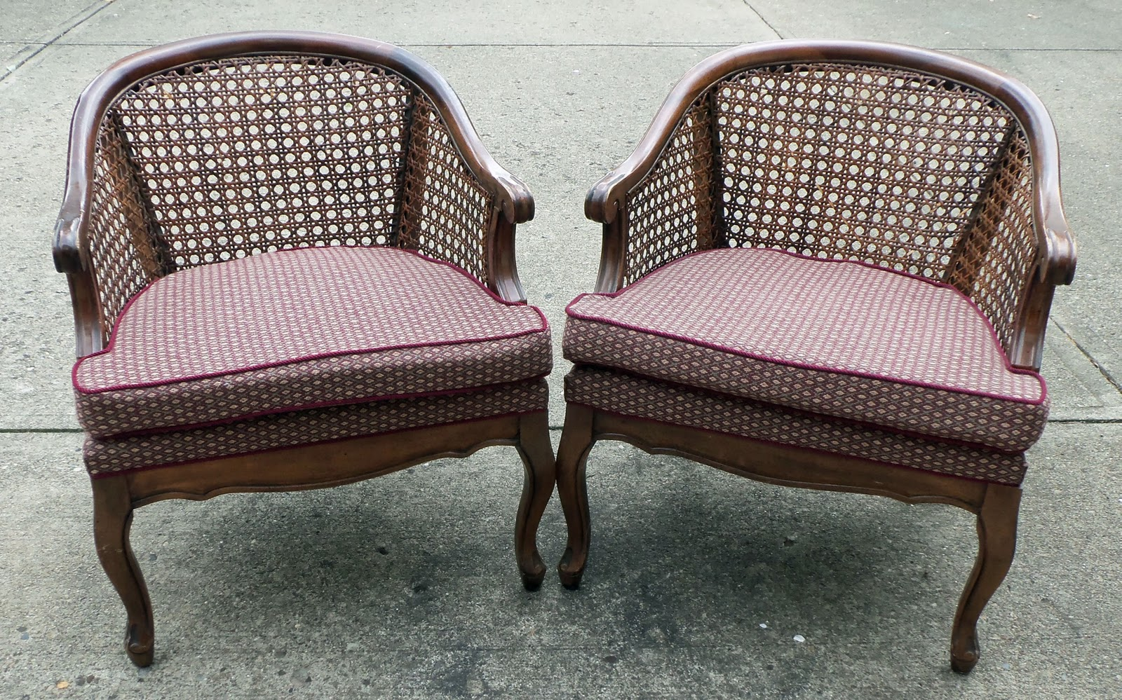 Craigslist Cane Chairs