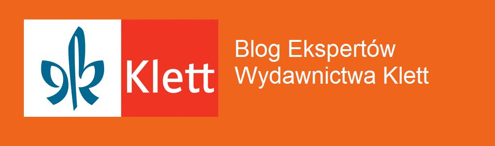 Blog Ekspertów Wydawnictwa Klett