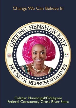 kate henshaw campaign poster