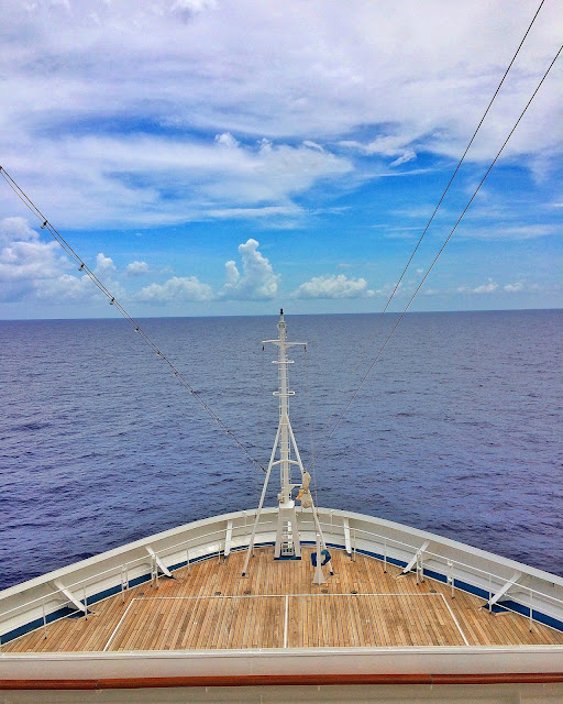 Eastern Caribbean aboard the Carnival Sunshine