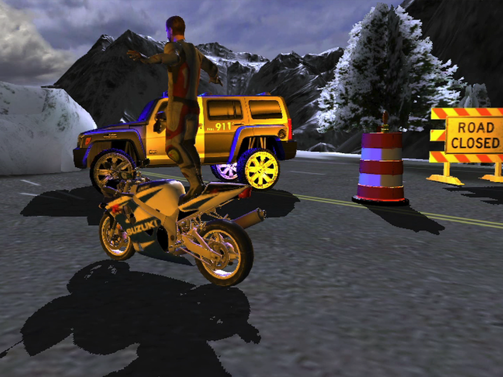 Race Stunt Fight 3 android