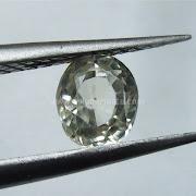 Batu Permata White Sapphire - SP1001
