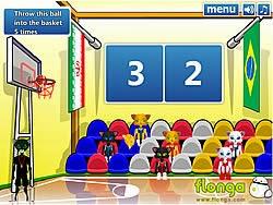 Nhà vô địch bóng rổ thế giới, game the thao