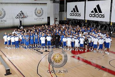 Adidas Nation 2011