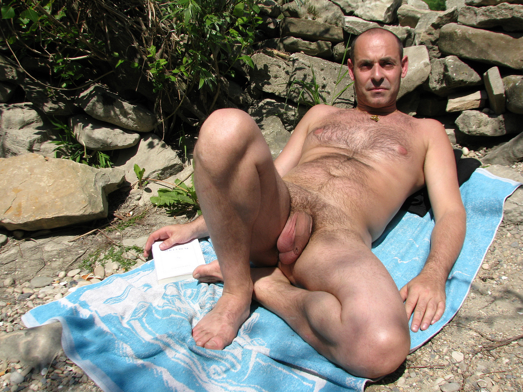 men old Uncut hairy