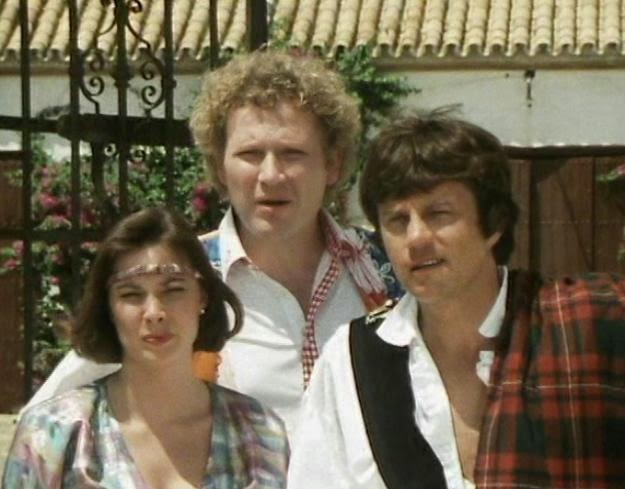 Doctor Who The Two Doctors 1985 At The Movies With Bryan The