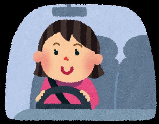 「自動車 運転 イラスト」の画像検索結果