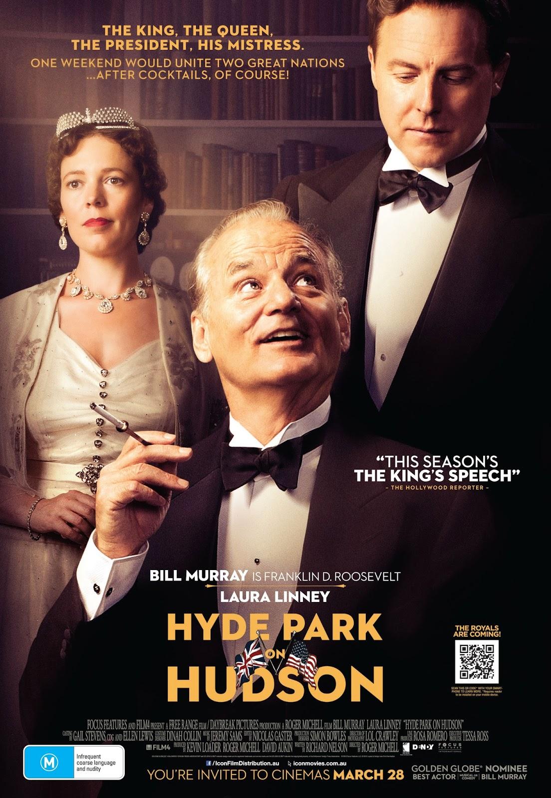 hyde park on hudson 2012 ταινιες online seires xrysoi greek subs