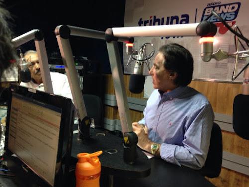Entrevista:  a segurança pública no Ceará é um desastre, afirma Eunício