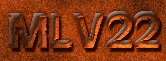 [Tutorial-MLV22]Letras con efecto de Metal Oxidado