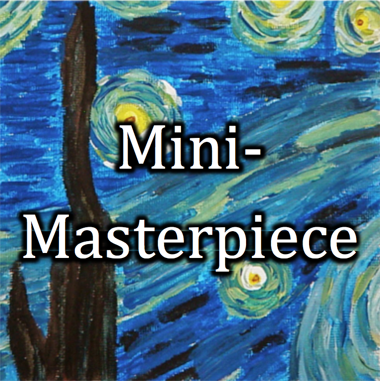 Painting (10-12) | Mini Masterpiece