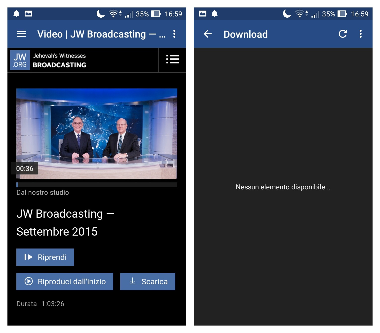 Jw broadcasting su smartphone click for details jw broadcasting studio
